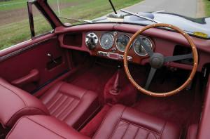 Aston-Martin-DB2-Vantage-interior