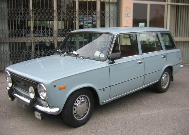 Универсал Fiat 124 Familiare