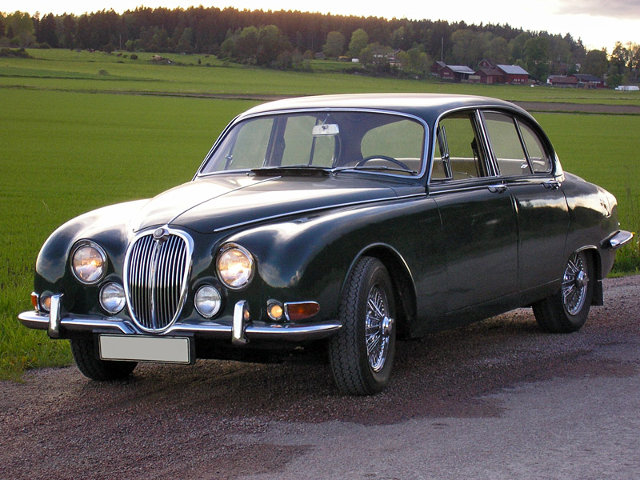 Jaguar S-type 1966