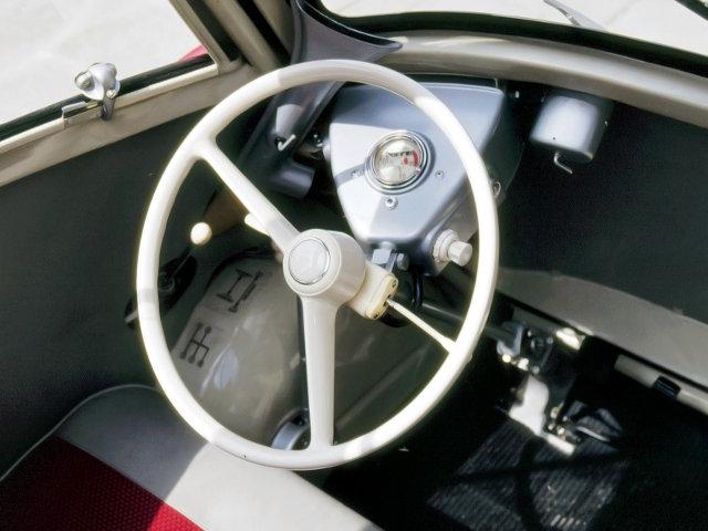 Интерьер BMW Isetta 300