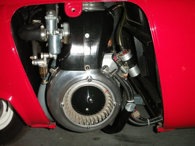 Двигатель Isetta 300